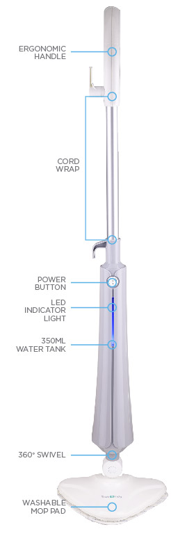 Stm 300 Steam Mop True And Tidy